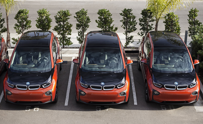 Worksheet. BMW Charging Station Blitz Will Target Tesla  AutoGuidecom News