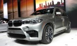 BMW 'eMpowers' Crossovers with 2015 X5 M and X6 M