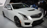 2016 Cadillac ATS-V Video, First Look
