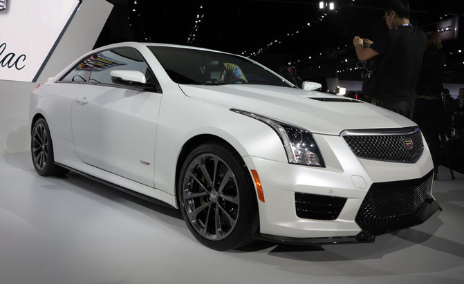 Cadillac CEO Wants a $250K Model by 2029 » AutoGuide.com News