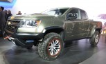 """Chevy Colorado ZR2 Revealed With Diesel Power, """"Ultimate"""" Off-Road Capability"""