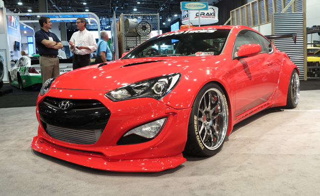 blood type racing boosts genesis coupe 2 0t to 800 hp news. Black Bedroom Furniture Sets. Home Design Ideas