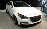 Hyundai Genesis AR550 Video, First Look