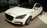Hyundai Genesis AR550 Tuned to Take on BMW M5