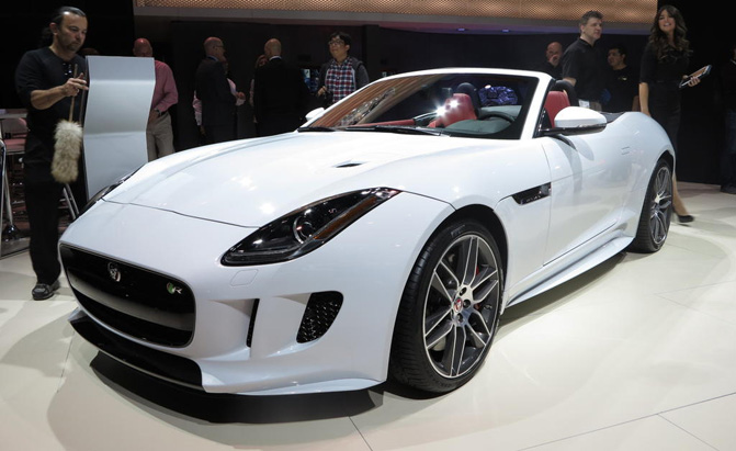 2016 Jaguar F Type R Awd Video First Look