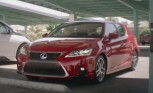 Lexus CT200h Video Pokes Fun at BMW i3