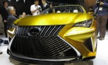 Lexus LF-C2 Concept Video, First Look