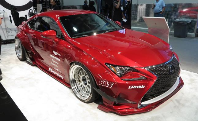 project 2015 lexus rc 350 f sport video first look news. Black Bedroom Furniture Sets. Home Design Ideas