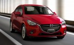 Mazda2 Sedan Revealed Before Thailand Auto Show Debut