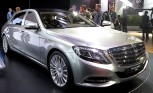 Mercedes-Maybach S600 Reeks of Riches… Literally