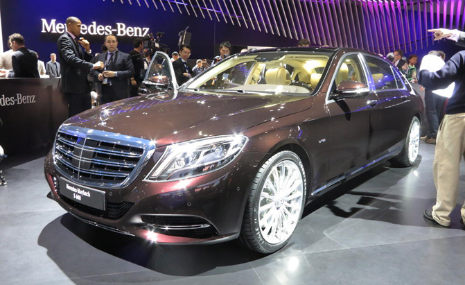2016 mercedes maybach s600 video first look autoguide com news