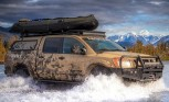 Nissan Project Titan Honors Wounded Warriors Project