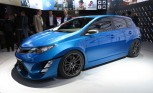 Scion iM Concept Production-Bound Next Year
