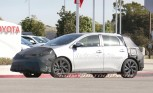 Scion iM Spied Testing with Dulled Style