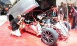 Toyota Sleeper Camry Dragster Video, First Look