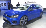 Golf R Variant is a Station by Another Name