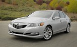 Acura RLX Recalled Over Headlight Issue
