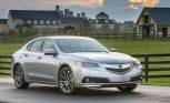 2015 Acura TLX V6 SH-AWD Review