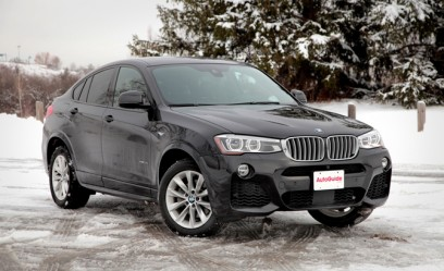 2015 BMW X4 xDrive35i Review