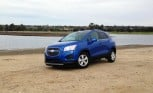 2015 Chevrolet Trax Review