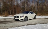 2015 Mercedes-Benz S 550 Coupe Review