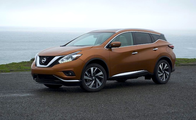 2015 nissan murano review news. Black Bedroom Furniture Sets. Home Design Ideas