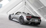 Porsche 918 Spyder Recalled for Wiring Harness Issue