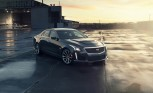 2016 Cadillac CTS-V Shreds Tires in Video Debut