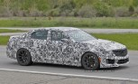2016 Cadillac CTS-V Rumored to Pack 640 HP