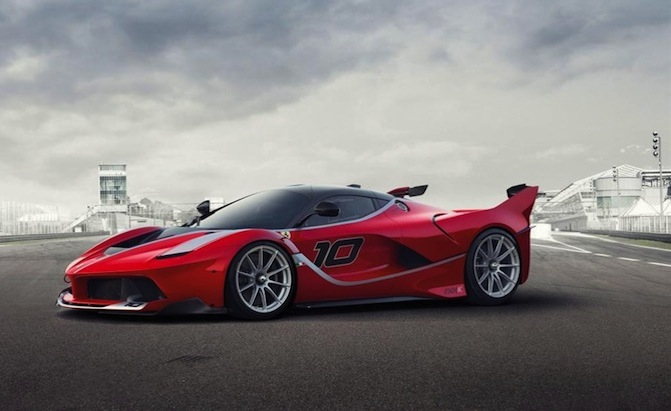 35000 Car Loan >> LaFerrari FXXK Revealed As a Track-Only 1,036-HP Hypercar » AutoGuide.com News