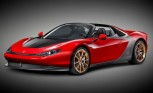 Ferrari Sergio by Pininfarina Revealed