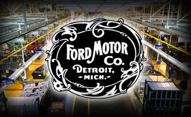 Ford Motor Company Archives News