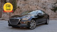 Hyundai Genesis Named 2015 AutoGuide.com Car of the Year