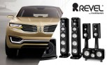 Lincoln Partners with Revel for Luxury Audio
