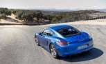 Porsche Boxster, Cayman Four-Cylinder Coming to US in 2016