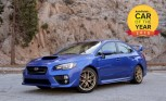 2015 AutoGuide.com Car of the Year Nominee: Subaru WRX STI