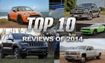 Most Read Car Reviews of 2014