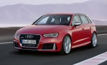 Audi RS3 Sportback Debuts with 367 HP