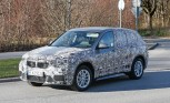 BMW X1 Sheds Camo in Latest Spy Photos