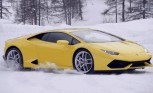 Lamborghini Bringing Winter Driving School to US