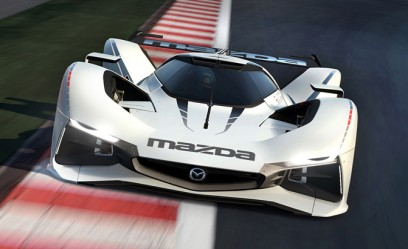 Mazda Gran Turismo Concept Pays Homage to Le Mans