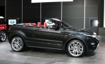 Range Rover Evoque Convertible Rumored for 2015 Debut