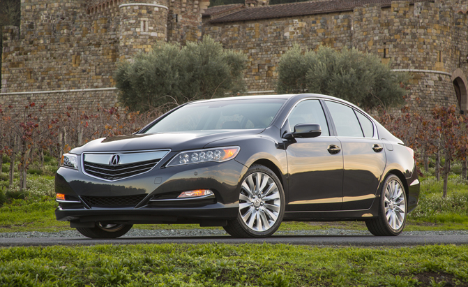 2015 Acura RLX P-AWS Review