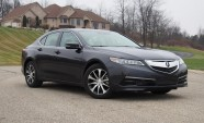 2015 Acura TLX 2.4L Tech Review