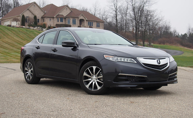2015 Acura TLX 2.4L Tech Review - AutoGuide.com