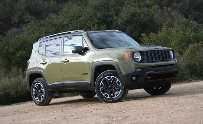 Awesome 2015 Jeep Renegade Review  AutoGuidecom News