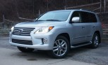 Five-Point Inspection: 2015 Lexus LX 570