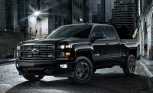 Chevy Silverado Midnight Edition Heading for Chicago Debut