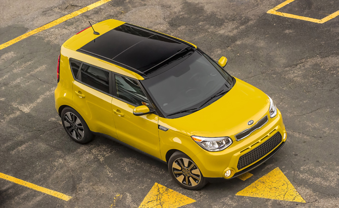 kia soul recalled for headliner plate issue autoguide. Black Bedroom Furniture Sets. Home Design Ideas