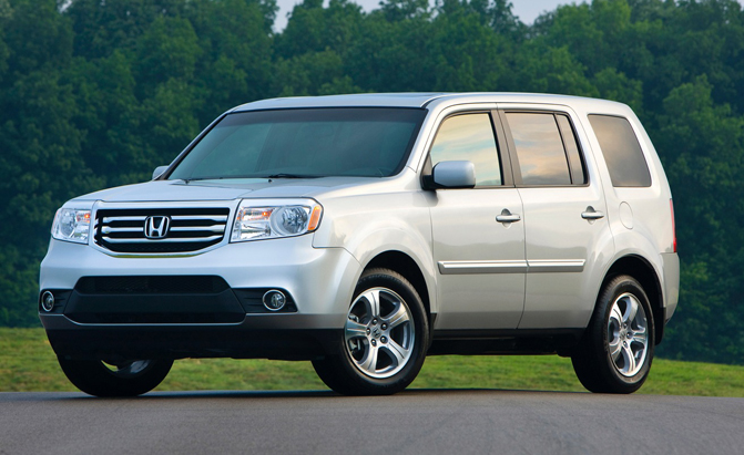 redesigned 2016 honda pilot coming this year news. Black Bedroom Furniture Sets. Home Design Ideas